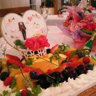 ケーキをご用意します!