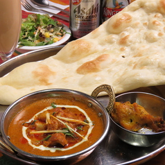インド料理 シワの写真