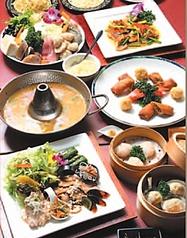 中国酒家 くうくう 和歌山のコース写真