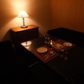 絨毯の個室プライベート空間として