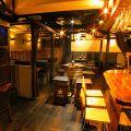 海賊レストラン シュラスコ パイレーツ 歌舞伎町店の雰囲気1