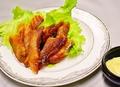 料理メニュー写真焼き鮭メープル