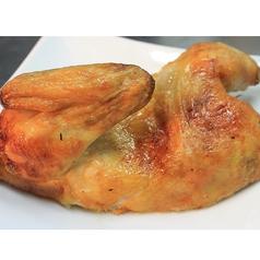 料理メニュー写真とり丸焼き 1/2羽  (カットしてご提供します) ★★とり丸焼きは予約で待ちいらず♪★★