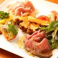 料理メニュー写真UOMOの前菜 5種盛り合わせ