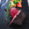 料理メニュー写真和牛サーロインのグリル