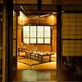 古民家調の琉球をモチーフとしたのんびりとした店内。