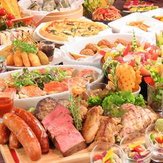 アパホテル広島駅前大橋 ラ・ベランダのおすすめ料理1
