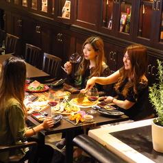 Charcoal ダイニング Dining みよし 熊本 銀座通り店の雰囲気1