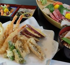 屋形船 あみ清のおすすめ料理1