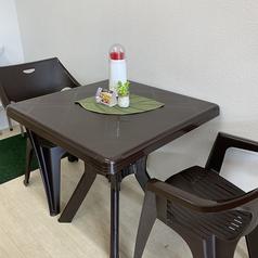 【テーブル席】2名様席となっております
