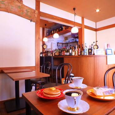 サンキューカフェの雰囲気1