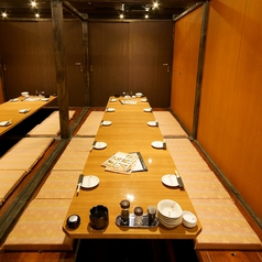 個室居酒屋 心粋 cocoroiki 天王寺アポロ店の雰囲気1