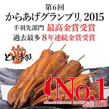 とめ手羽 中央橋店のおすすめ料理1