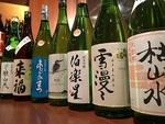おすすめ純米酒は180ml ALL500円