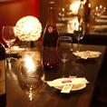 少人数様から大人数様まで対応可能なお客様のシチュエーションに応じた席を多彩にご用意。ゆっくりとお食事をお楽しみいただきたいお客様や、周り気にせずお楽しみされたいお客様に人気の席となっております!まずはお電話でお問い合わせください!