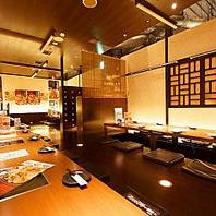 江坂の個室でゆっくり3時間宴会!是非食べ飲み放題を。