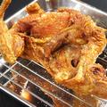 料理メニュー写真日本一!ひな鶏半身の大分中津揚げ