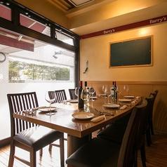 ワイン&魚 イタリアン Barry's バーリーズの雰囲気1