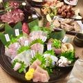 料理メニュー写真日替わり鮮魚