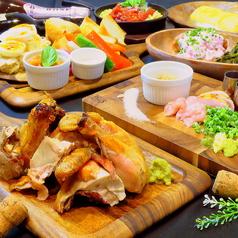 鶏バル HIGOYA ひごや 札幌店の特集写真