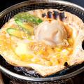 料理メニュー写真帆立バター焼き