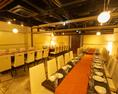 当店では様々なご人数の宴会にご対応!20名様~30名様(20名様までを推奨)の個室空間もございます。
