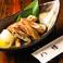カツオの腹皮 (塩焼・揚げ・湯引き)