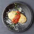 料理メニュー写真焼きたて!チーズオムレツ