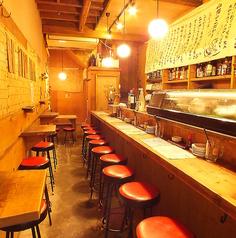 鉄鍋餃子酒場 山桜の雰囲気1