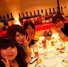 洋風居酒屋 ポルチェリーノのコース写真