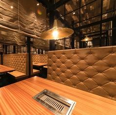 近江牛焼肉 MAWARI 囘 唐崎店の雰囲気1