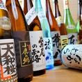【厳選の焼酎とこだわりの日本酒】厳選した本格焼酎は50種以上、日本酒は三重を中心に10種以上♪メニューに載っていない物やプレミアム・レアな物もあるので、詳しくはスタッフまでお尋ねください♪単品の飲み放題も全70種以上、+500円で、100種以上と豊富に揃えております♪