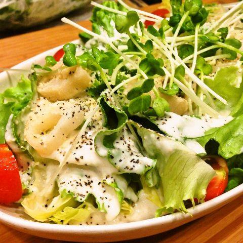 サラダ 山芋
