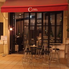 Pizzeria Bar CUCINA ピッツェリア バール クチーナ P.B.C since2015の雰囲気1