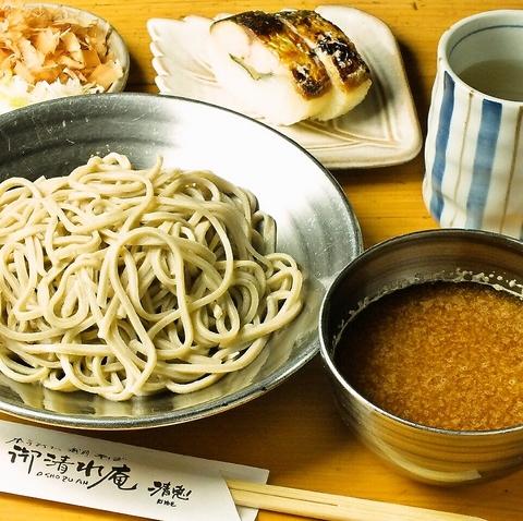 福井県の郷土料理とおろしそばが絶品のお店!