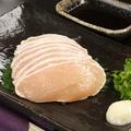 料理メニュー写真鶏タタキ
