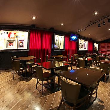 ハードロックカフェ 東京 六本木 Hard Rock Cafe Tokyoの雰囲気1
