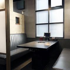 2名様~個室席をご用意。周りを気にせずにお食事をお楽しみ頂けます♪