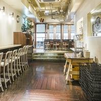 JOURNAL STANDARDが提案するハンバーガーカフェ!