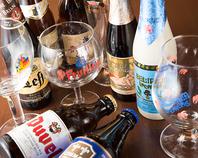 ラベンナのビールは40種以上!!