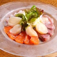 新鮮なお魚や国産にこだわるお肉をリーズナブルに◎