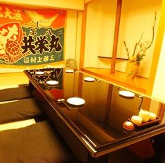 大ちゃんの力士居酒屋 まるそう 札幌部屋の雰囲気1