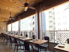 アロハテーブル ALOHA TABLE 京橋の雰囲気1