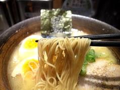 三豊麺 千日前店の写真