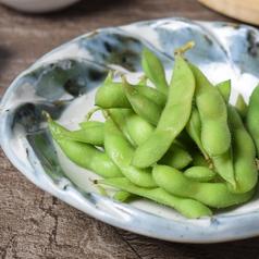 料理メニュー写真枝豆 さやこまち