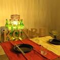貸切宴会も最大30名様まで承っております!モダンで落ち着いた雰囲気の店内で、美味しい韓国料理と種類豊富なドリンクをお楽しみください!