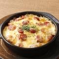 料理メニュー写真復刻!豆冨のふわとろチーズ焼き