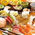昼限定コース紅ボタン海老/穴子と野菜天ぷら/豆乳茶碗蒸/アイナメ木芽味噌焼に舌鼓 全9品 4000円※コース写真はイメージです。