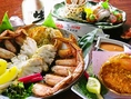 プロの目で見て厳選された、北海道から空輸直送の新鮮なかに料理をご堪能下さい。