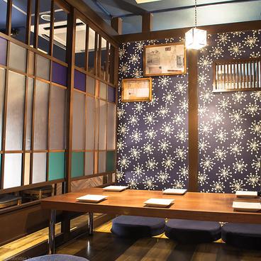 日本酒・米屋 蔵バル 梅田店の雰囲気1
